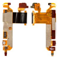 Flat Cable for HTC A7272 Desire Z Cell Phone, (for mainboard, with components)