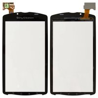 Touchscreen for Sony Ericsson R800, Z1 Cell Phones, (black)