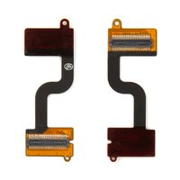Flat Cable for Nokia 6126, 6131, 6133, 6136 Cell Phones, (copy, for mainboard, with connector)