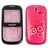 Housing for Samsung B3210 Cell Phone, (pink, high copy)