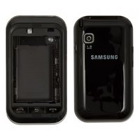 Housing for Samsung C3300 Cell Phone, (black, high copy)
