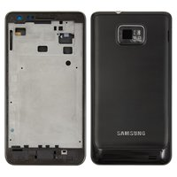 Housing for Samsung I9100 Galaxy S2 Cell Phone, (black)