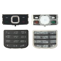 Keyboard for Nokia 6700c Cell Phone, (black, russian)