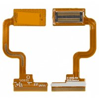 Flat Cable for Samsung E2210 Cell Phone, (copy, for mainboard, with components)