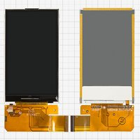 LCD for China-iPhone 4, 4s, D99; ZTE V760 Cell Phones, (45 pin, (81*48)) #TFT8K2701FPC-A1-E