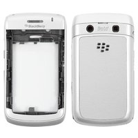 Housing for Blackberry 9700 Cell Phone, (white, high copy)