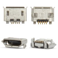 Charge Connector for Blackberry 8220, 8520, 8530, 9100, 9520, 9550, 9700 Cell Phones