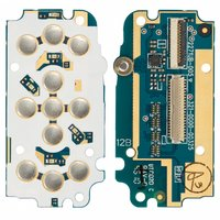Keyboard Module for Sony Ericsson W100 Cell Phone, (upper)