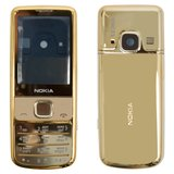 Housing for Nokia 6700c Cell Phone, (High Copy, golden, with keyboard)