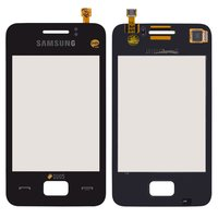 Touchscreen for Samsung S5222 Star 3 Duos Cell Phone, (black)