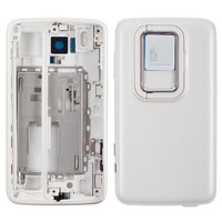 Housing for Nokia N900 Cell Phone, (white, high copy)