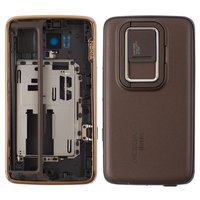 Housing for Nokia N900 Cell Phone, (bronze, high copy)