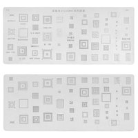 BGA Stencil K95/B418 for Nokia 1600, 5220c, 5800, C5-00, N79, X3-00 Cell Phones, (51 in 1)