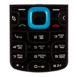 Keyboard for Nokia 5320 Cell Phone, (dark blue, russian)