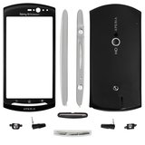 Housing for Sony Ericsson MT11i Xperia neo V, MT15i Xperia Neo Cell Phones, (black)