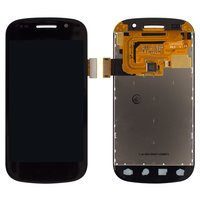 LCD for Samsung I9023 Cell Phone, (black, with touchscreen)