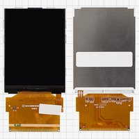 LCD for China-Cect C2000; China-Nokia E71 TV, E72 TV Cell Phones, (37 pin, (69*50)) #TM240320QNFWUG8-3