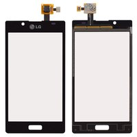 Touchscreen for LG P700 Optimus L7, P705 Optimus L7 Cell Phones, (black)