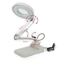 Magnifying Lamp Quick 228BL (3 dioptres)