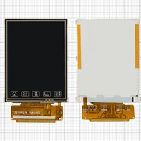 LCD for China-Nokia 6700, 6700TV, 6800, 6800TV Cell Phones, (with touchscreen, 34 pin, (56*42)) #V220HK27A