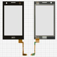 Touchscreen for China-Nokia X6 Cell Phone, ((90*50mm), 83 mm, (71*43mm)) #1929F