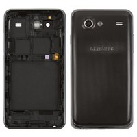 Housing for Samsung I9070 Galaxy S Advance Cell Phone, (black)