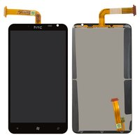 LCD for HTC X310e Titan  Cell Phone, (black, with touchscreen)