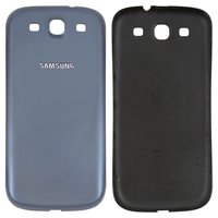 Battery Back Cover for Samsung I9300 Galaxy S3 Cell Phone, (dark blue)