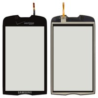 Touchscreen for Samsung I920 Cell Phone, (black)
