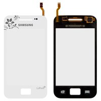 Touchscreen for Samsung S5830i Galaxy Ace Cell Phone, (white, la fleur)
