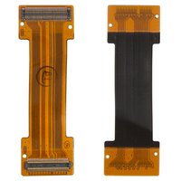 Flat Cable for Nokia E75 Cell Phone, (copy, for mainboard, with components)