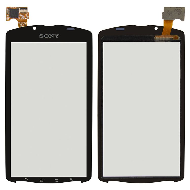 Touchscreen for Sony MT25 Xperia Neo L Cell Phone   black Xperia Neo L Black