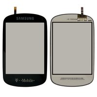 Touchscreen for Samsung T669 Cell Phone, (black)