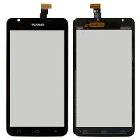 Touchscreen for Huawei U8836D Ascend G500 Pro Cell Phone, (black) #CT0626FPC-A1-E SDG-M
