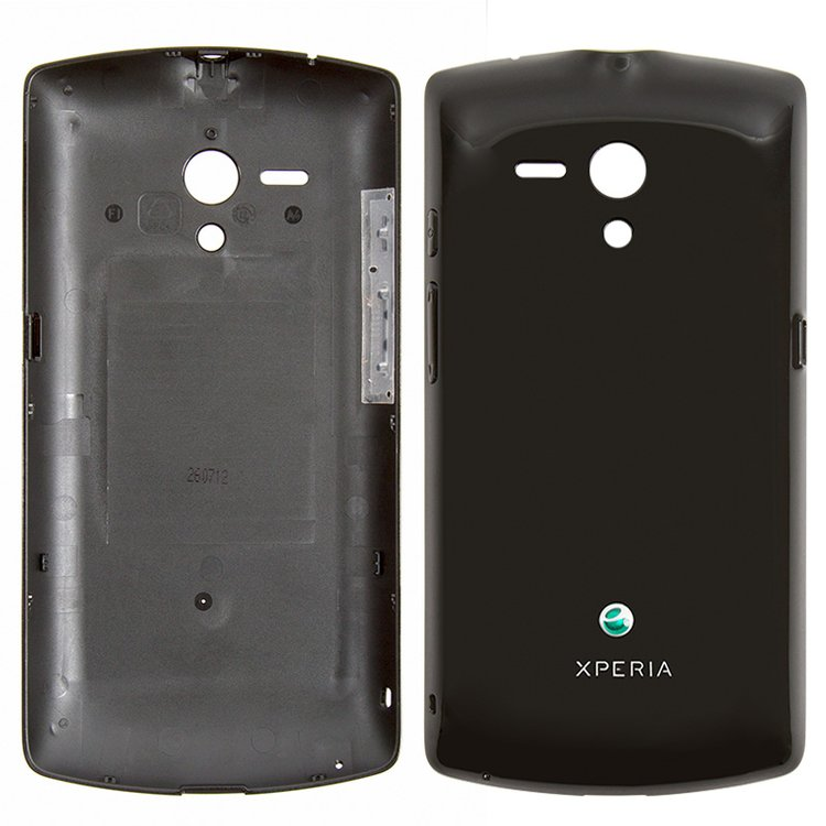 Details about Sony Xperia Neo L MT25i Battery Back Cover Black color    Xperia Neo L Black