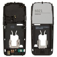 Housing Middle Part for Nokia 6021 Cell Phone, (complete)