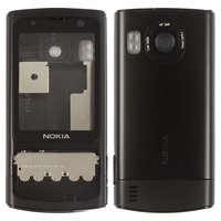 Housing for Nokia 6700s Cell Phone, (black, high copy)