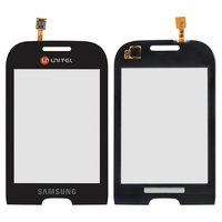 Touchscreen for Samsung S3770 Cell Phone, (black)