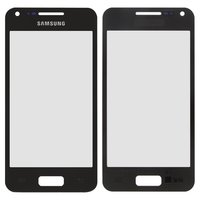 Housing Glass for Samsung I9070 Galaxy S Advance Cell Phone, (black)
