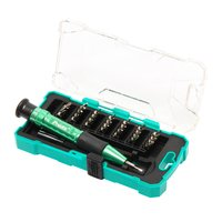 Screwdriver with Bit Set Pro'sKit SD-9608