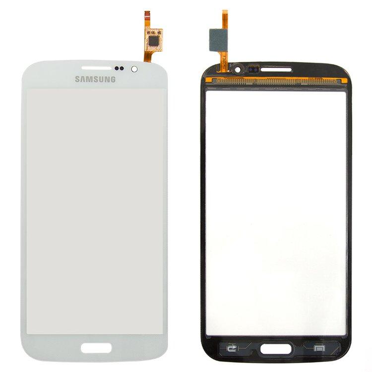 Розница: 285.90 грн+30 грн. как получить опт.  Сенсор (тачскрин) для Samsung GT-i9060 Galaxy Grand Neo, белый.