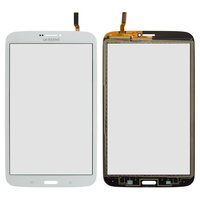 Touchscreen for Samsung T3100 Galaxy Tab 3, T3110 Galaxy Tab 3 Tablets, (white, (version 3G))