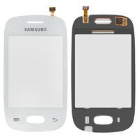 Touchscreen for Samsung S5312 Galaxy Pocket Neo Cell Phone, (white)