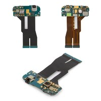 Flat Cable for HTC S510b Rhyme  Cell Phone, (for mainboard, headphone connector, with components)