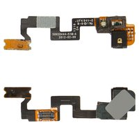 Flat Cable for HTC G23, S720e One X Cell Phones, (start button, with proximity sensor, with components)