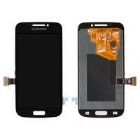 LCD for Samsung C101 Galaxy S4 Zoom, C1010 Galaxy S4 Zoom Cell Phones, (dark blue, with touchscreen)