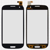 Touchscreen for China-Samsung I9300, S3 Cell Phones, (dark blue, capacitive, (133*68mm), (102*62mm)) #068/HFC04700068-LV