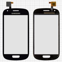 Touchscreen for China-Samsung I8190 S3 mini Cell Phone, (dark blue, capacitive, (118*59mm), (88*53mm)) #E952-CG-JXS-1305-HD