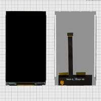 LCD for China-Samsung I9500 S4 Cell Phone, (30 pin, 120*66mm) #RX-FPC50SSD-679A