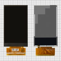 LCD for China-Samsung I9100, I9300 Cell Phones, (37 pin, (90*52)) #F35NCX-18-V1.0